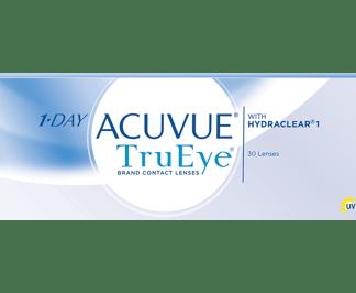 1-DAY ACUVUE TruEye (30 linser)