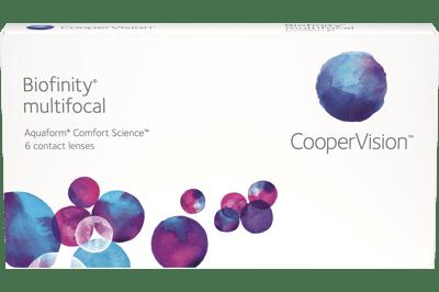 Biofinity multifocal (6 linser)