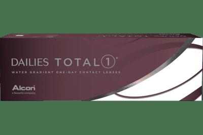 DAILIES TOTAL 1 (30 linser)