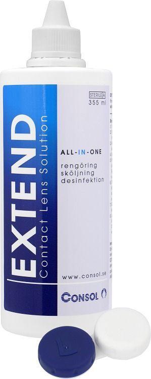 Extend Linsvätska 355 ml