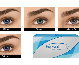 FreshLook COLORS (2 linser)