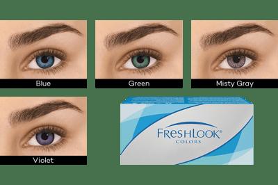 FreshLook COLORS (2 linser)