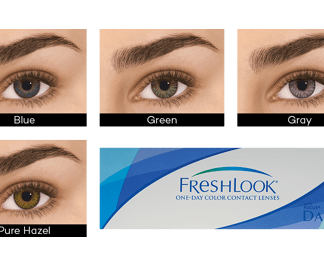 FreshLook ONE DAY (10 linser)