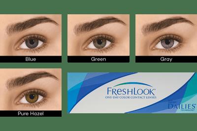 FreshLook ONE DAY (10 linser)