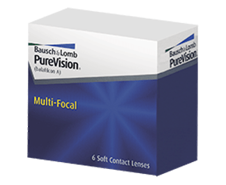 PureVision Multifocal (6 linser)