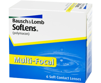 SofLens Multifocal (6 linser)
