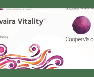 Avaira Vitality (6 linser)