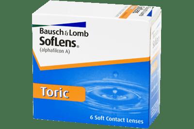SofLens Toric (6 linser)